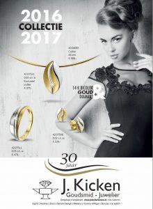 Juwelier Kicken Kerst 2016 folder